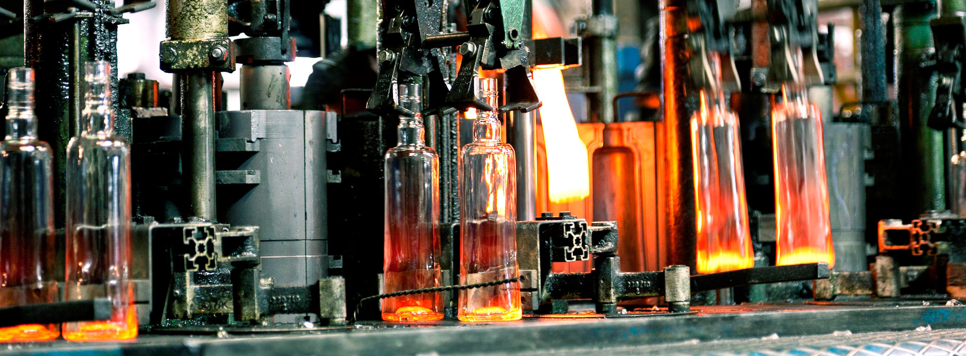 Empty Glass Bottle Manufacturers