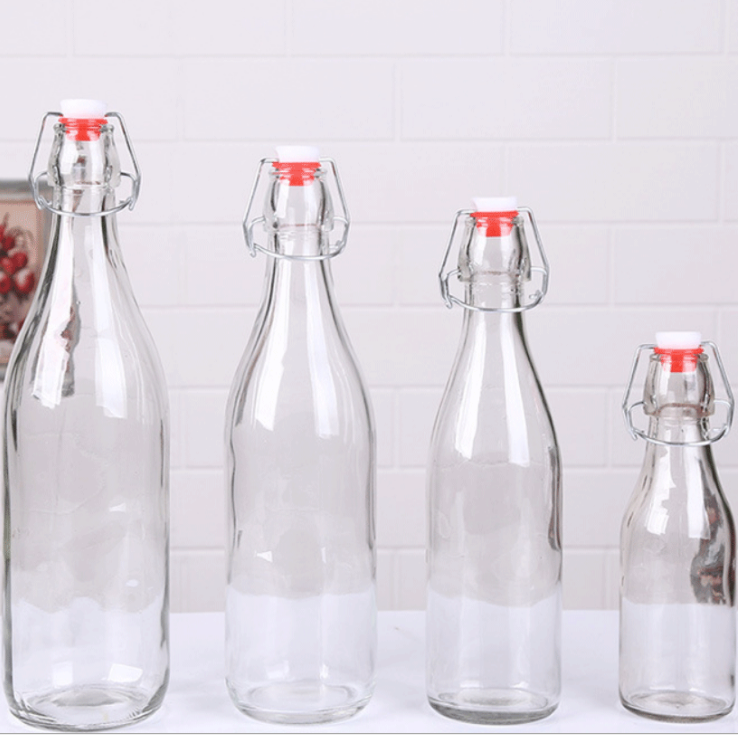 Glass Water Bottle Manufacturers